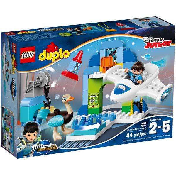 Đồ Chơi Xếp Hình - Trạm Phi Thuyền Của Mile Thương Hiệu LEGO