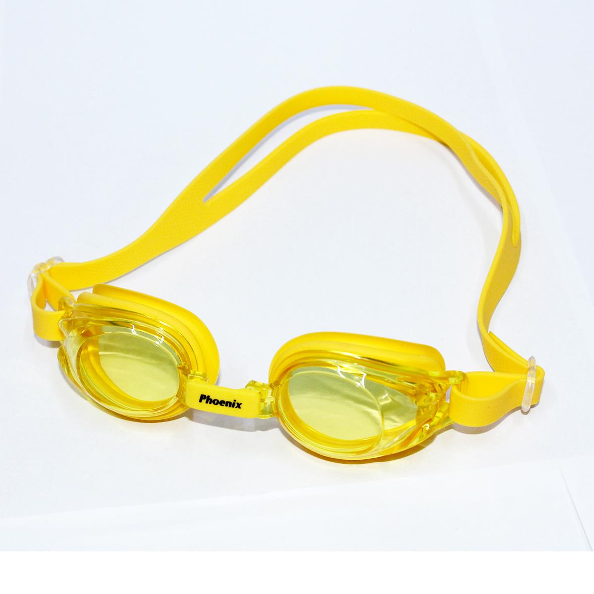 Kính bơi trẻ em PhoenixPN 506 màu vàng P506YL