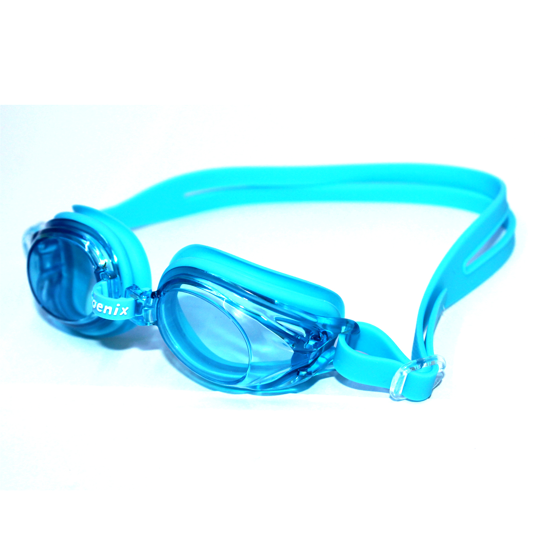 Kính bơi trẻ em Phoenix PN507 màu xanh P507BL