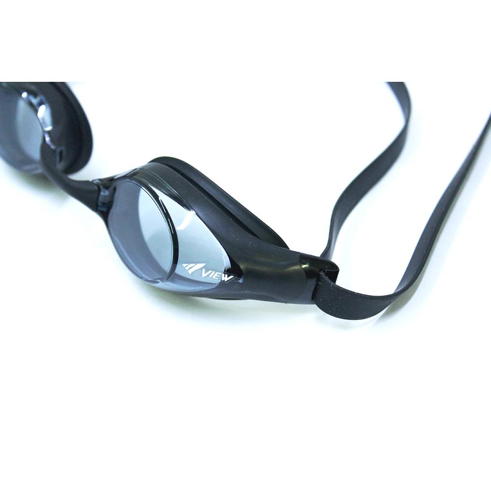 Kính bơi thi đấu chuyên nghiệp màu đenViewV130BK