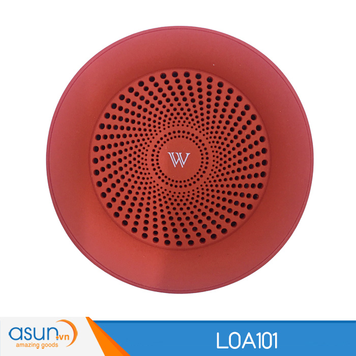 Loa Bluetooth Mini Speaker 101 RED