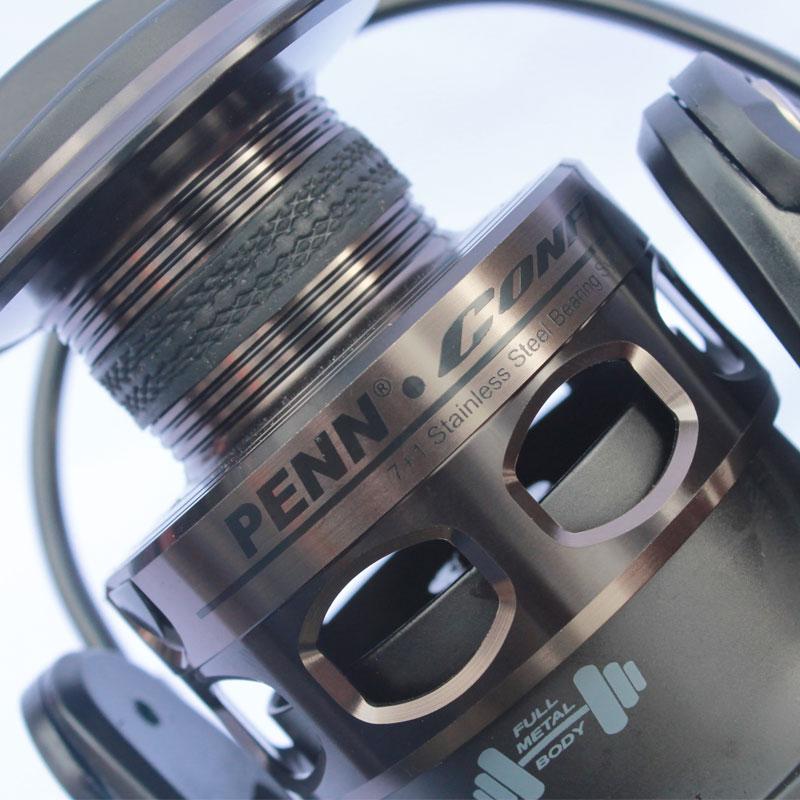 Máy Câu Cá Penn Conflict 5000 BH 1 Năm Chính Hãng