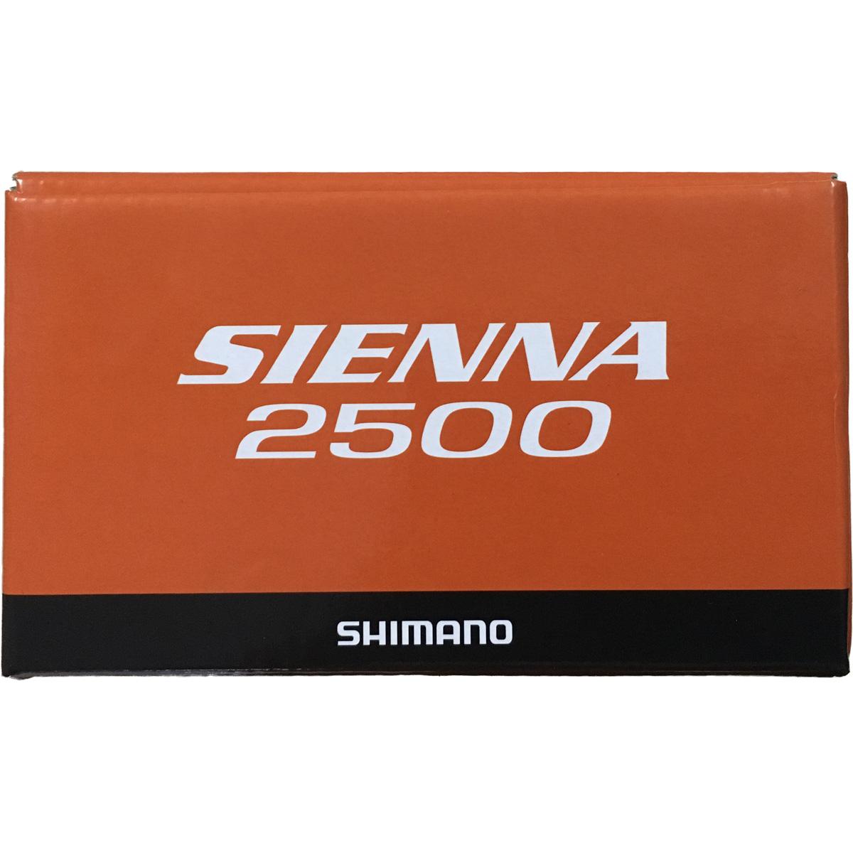 MÁY CÂU CÁ Shimano Sienna 2500FE BH 3 Tháng Hot 2016