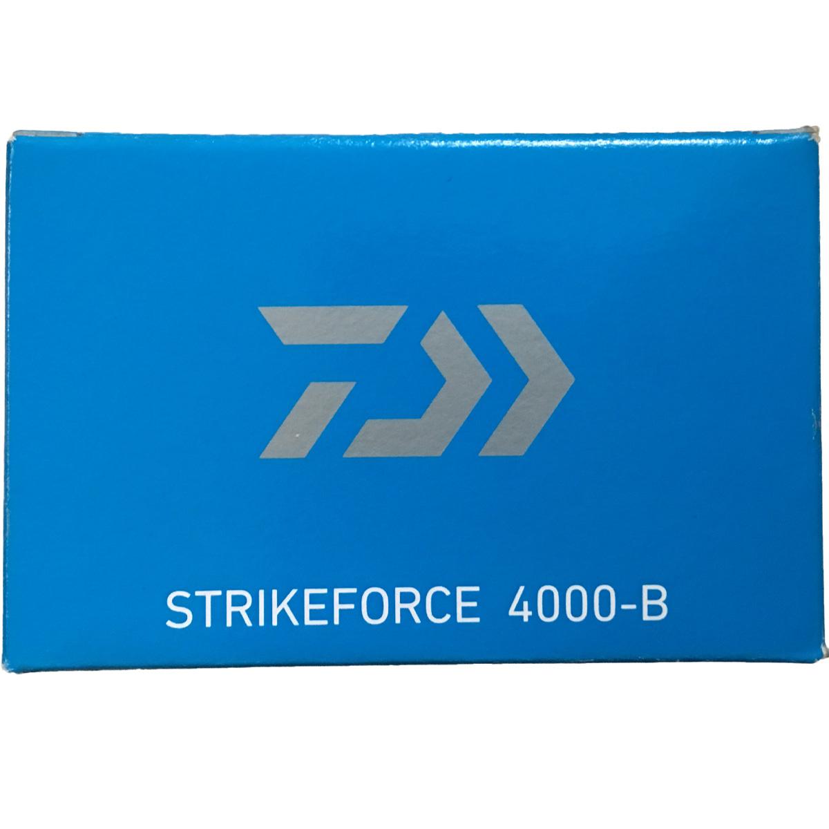 Máy Câu Daiwa Striker Force 4000-BBảo Hành 3 Tháng