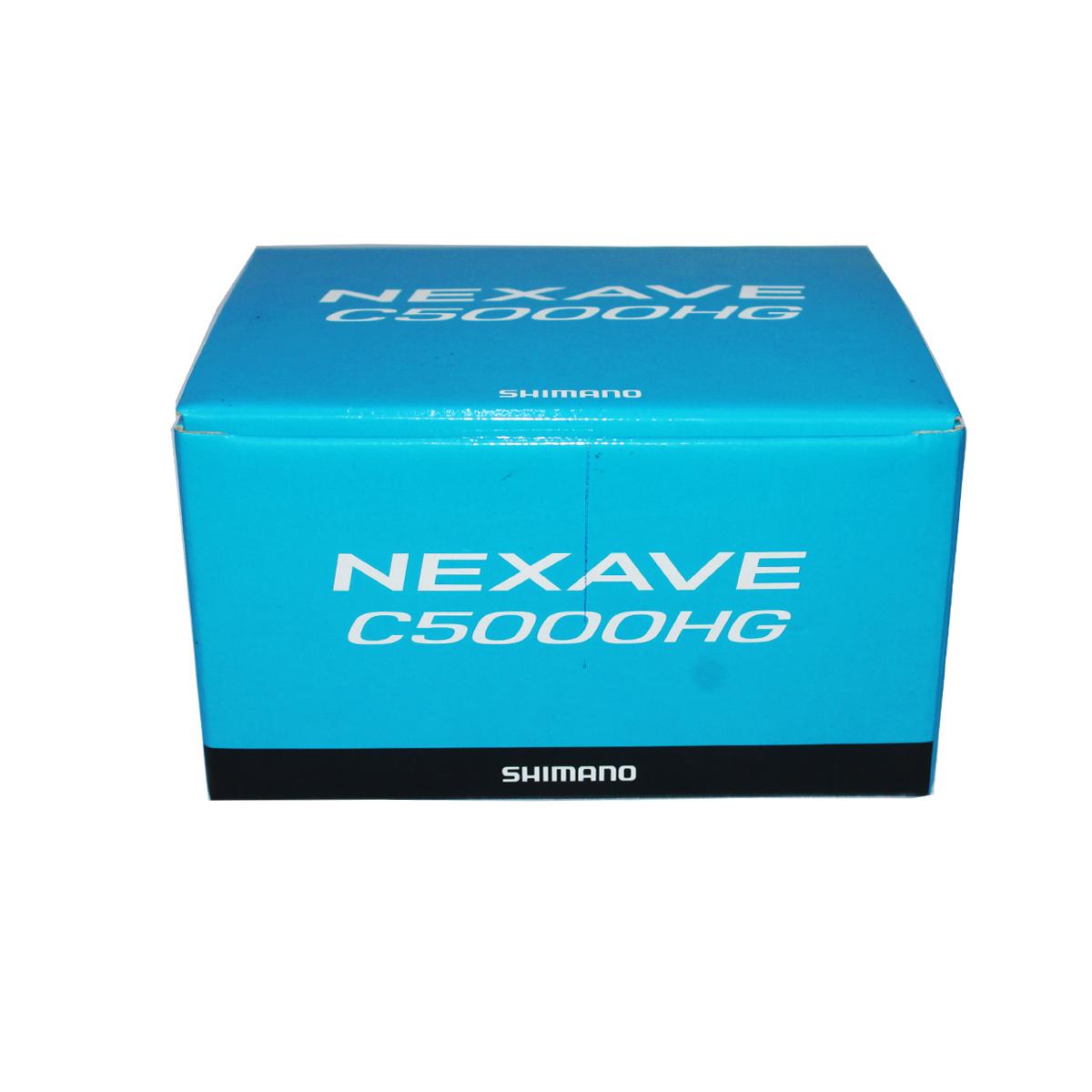 Máy Câu Shimano Nexave C5000HG - Chính Hãng - Bảo Hành 12 Tháng