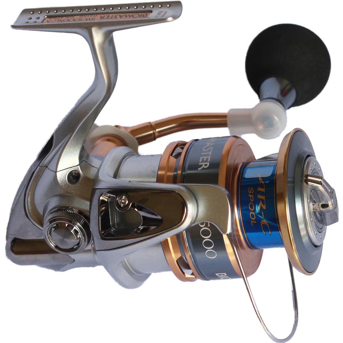 Máy câu cá Shimano Biomaster SW 5000 XG BH 1 Năm CHãng