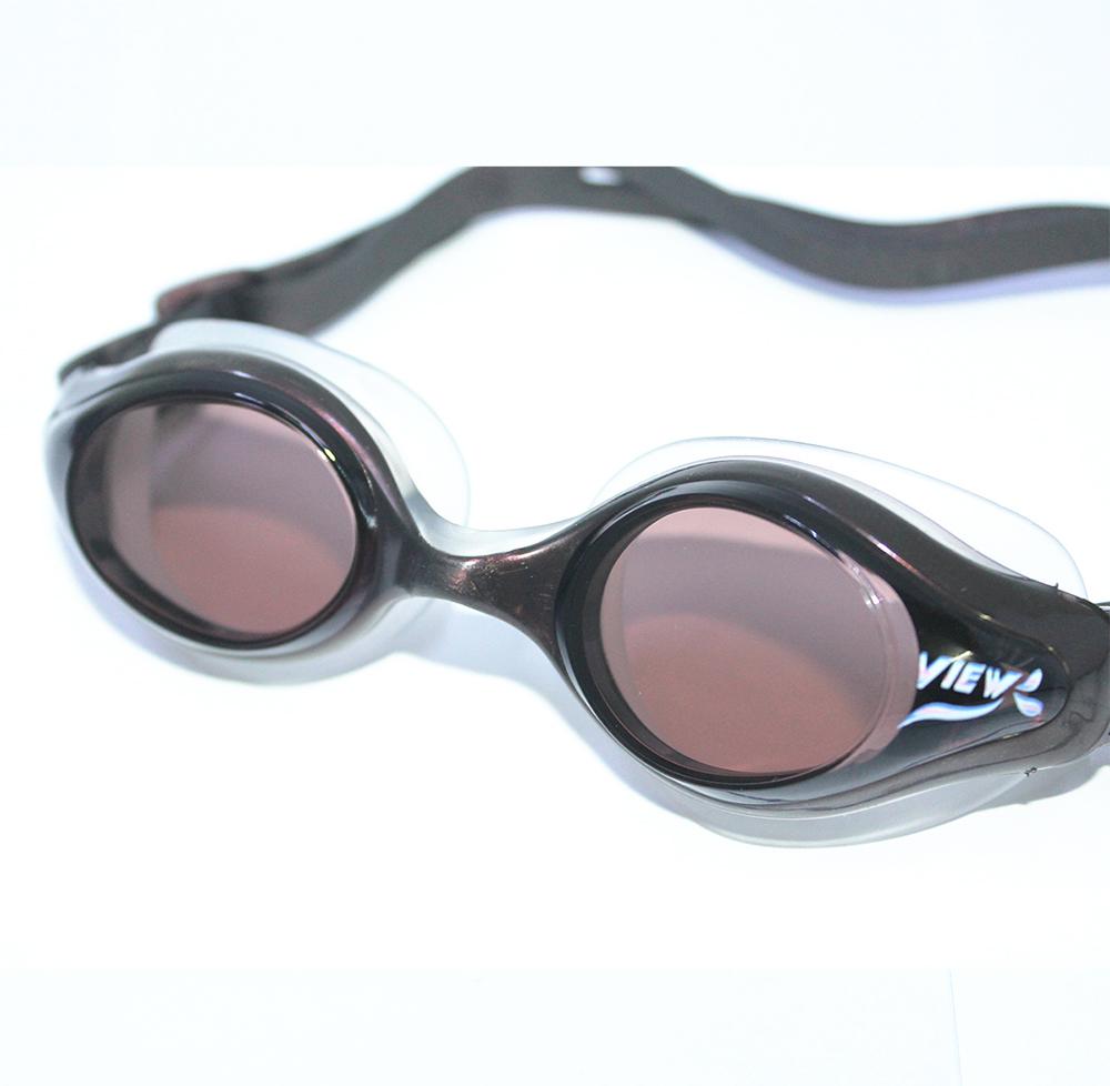 Kính Bơi người lớn  hàng nhật View V820 Màu Nâu V820BR