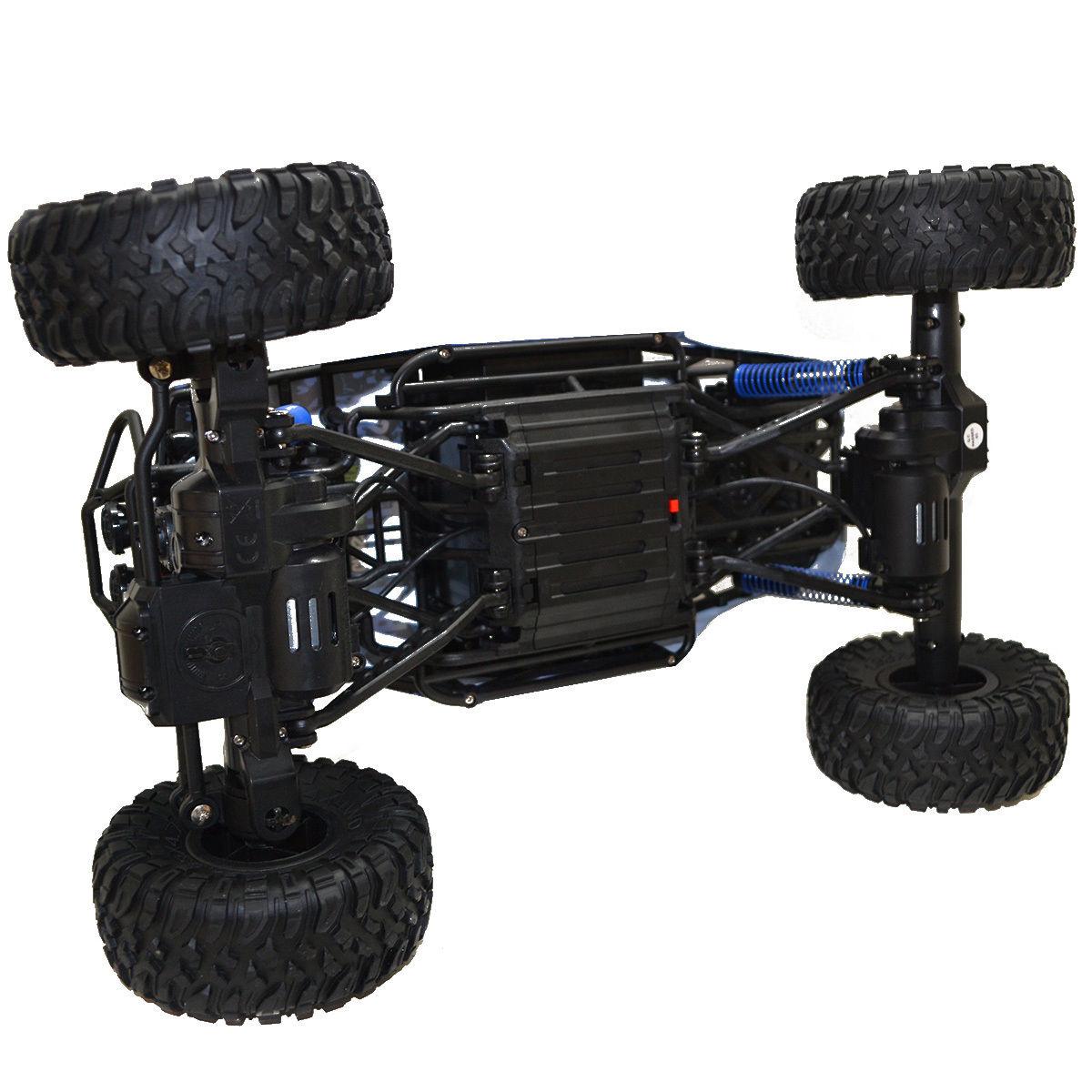 Xe Điều Khiển Địa Hình Rock Crawler HB-P1002 4WD Rally Car