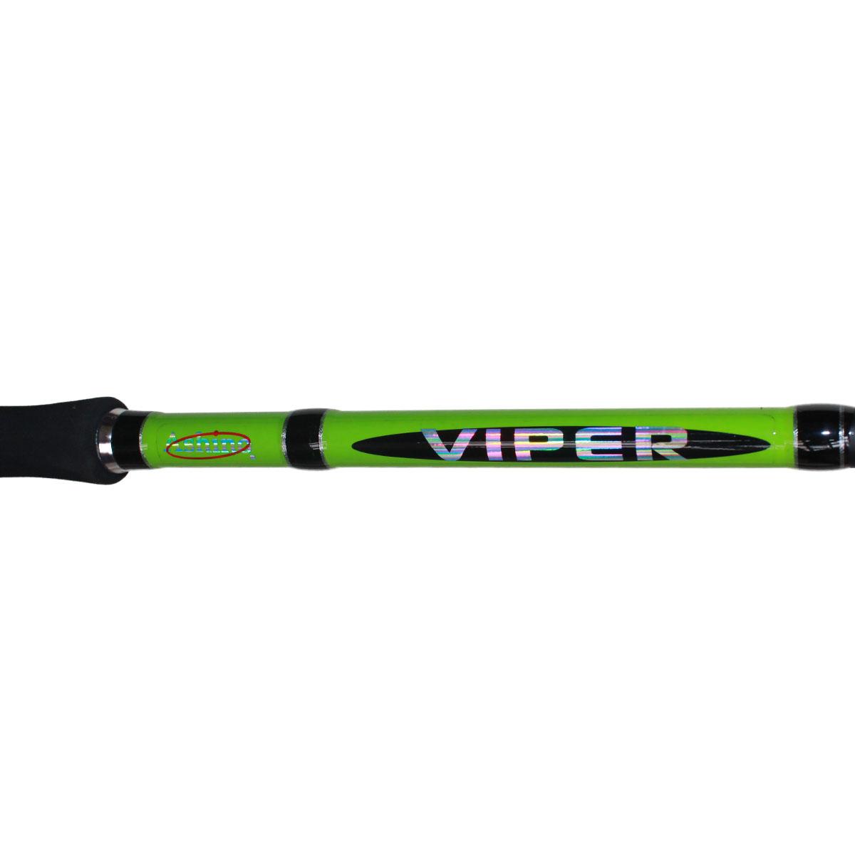 Cần Câu Hai Khúc Ashino Viper SF 130 2M7- Cần Câu Cá Phổ ThôngChính Hãng