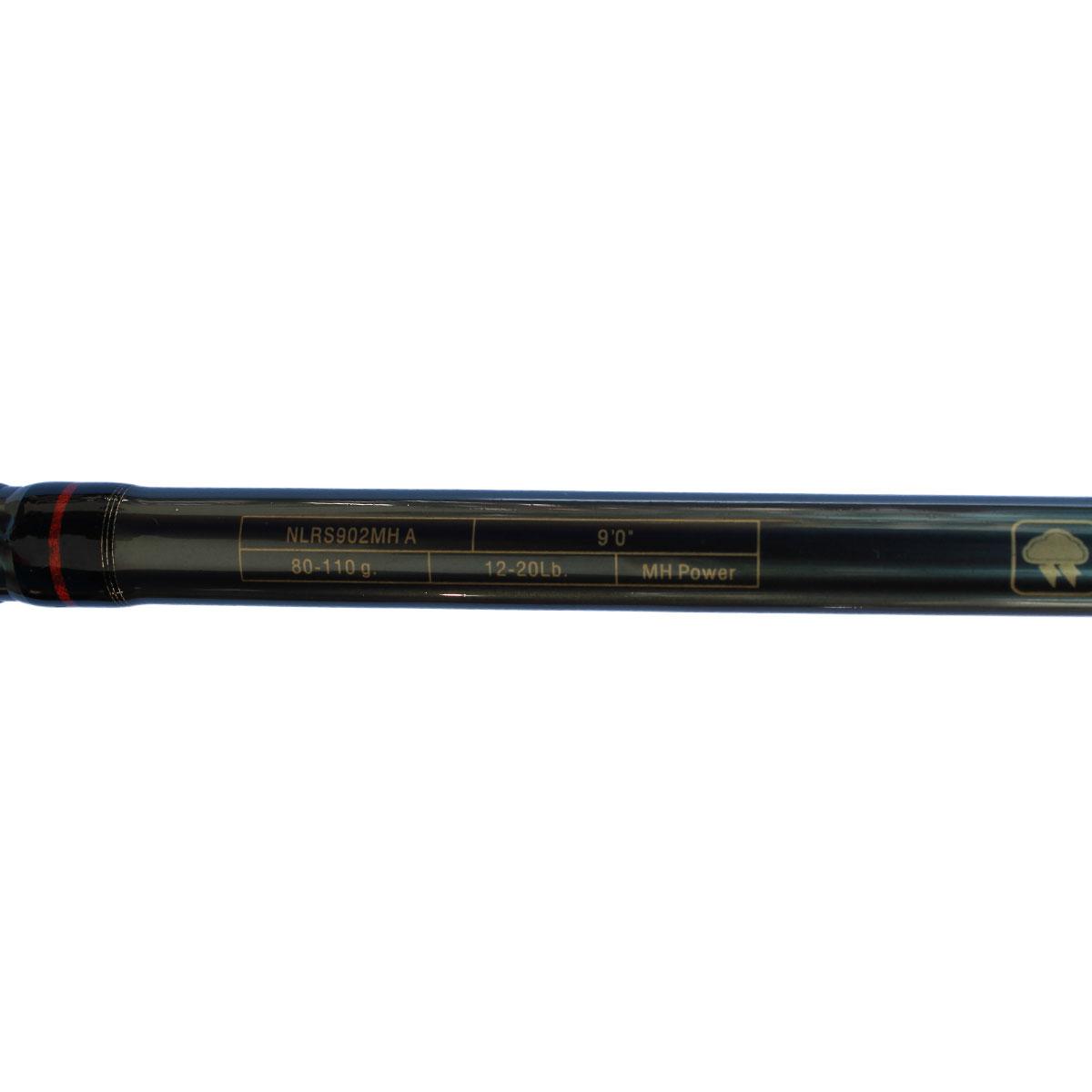 Cần Câu Máy Hai Khúc Berkley Lightning Rod 2m7Cần Câu Cá Chuyên NghiệpChính Hãng