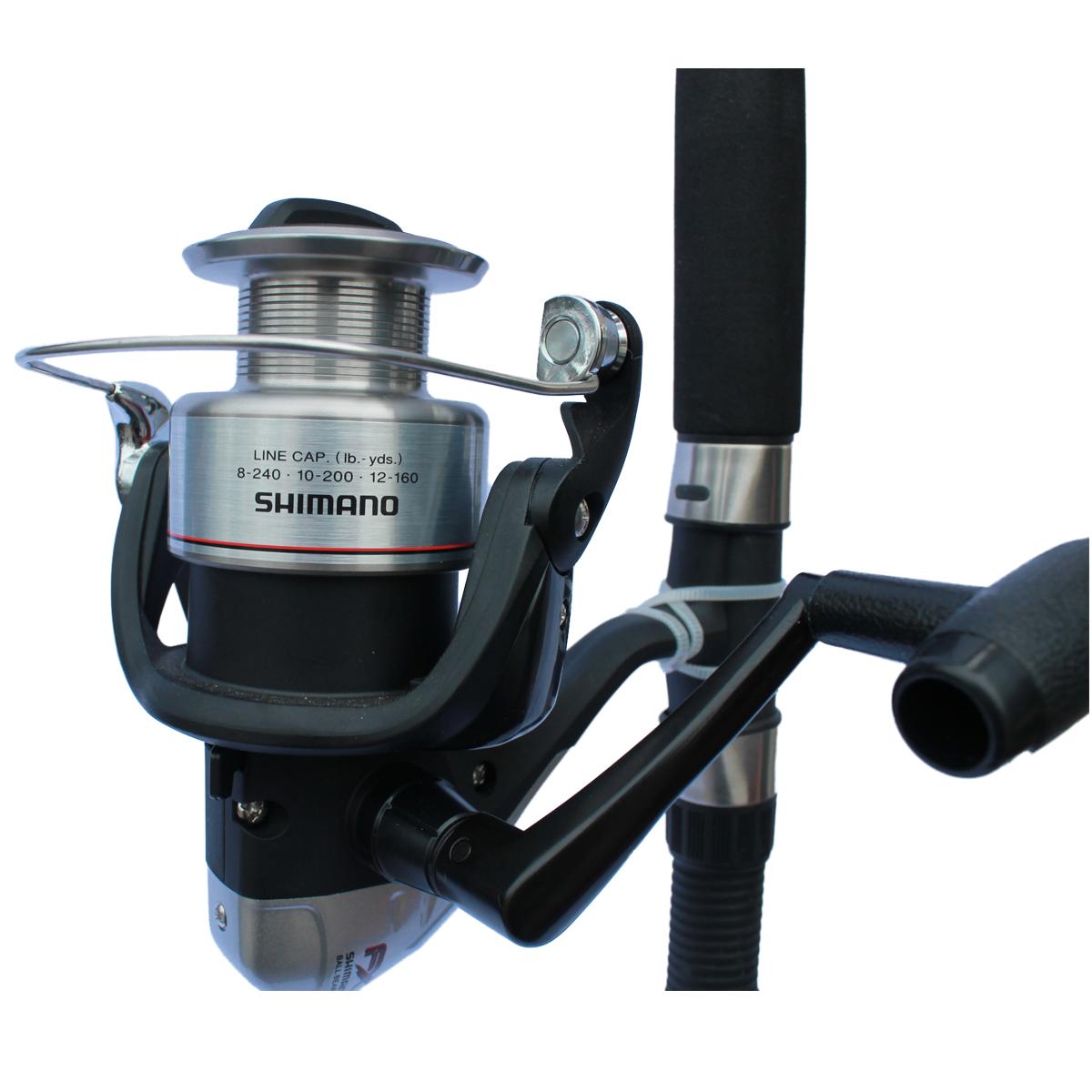 Bộ Cần Câu Shimano Đặc 2m1 Và Máy Câu Shimano FX 4000FB