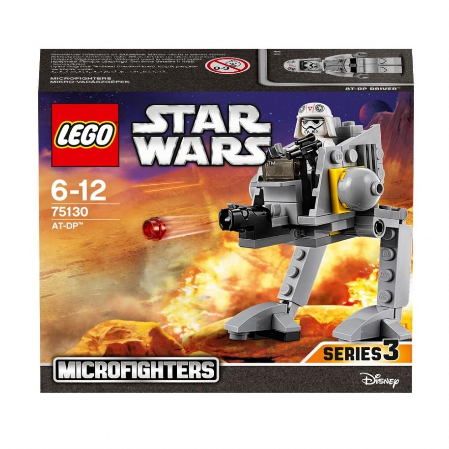 Đồ Chơi Xếp Hình Cỗ Máy AT-DP Thương Hiệu LEGO