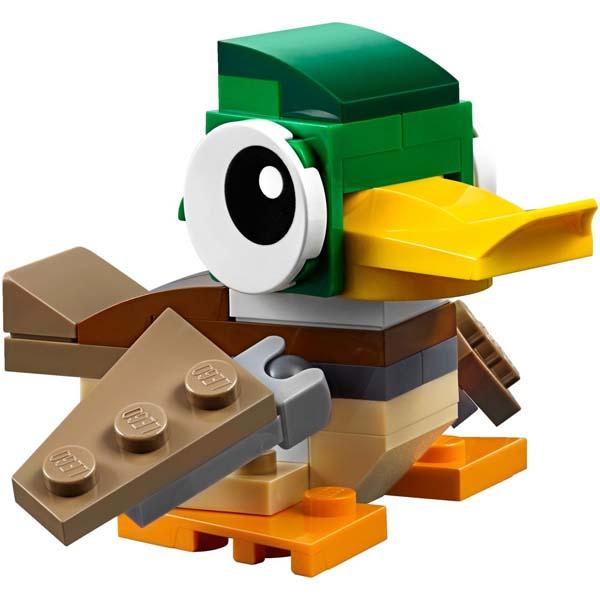 Đồ Chơi Xếp Hình Công Viên Động Vật Thương Hiệu LEGO