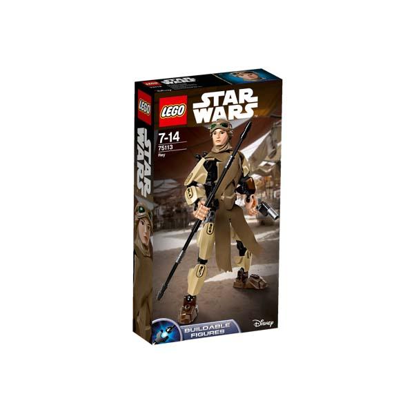 Đồ Chơi Xếp Hình Nhân Vật Rey Thương Hiệu LEGO