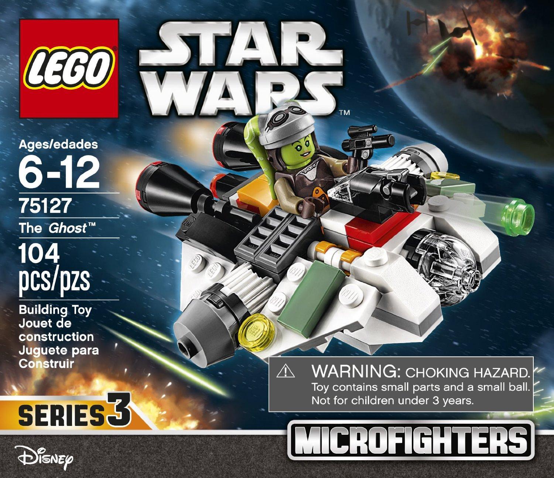 Đồ Chơi Xếp Hình Phi Thuyền Bóng Ma Thương Hiệu LEGO