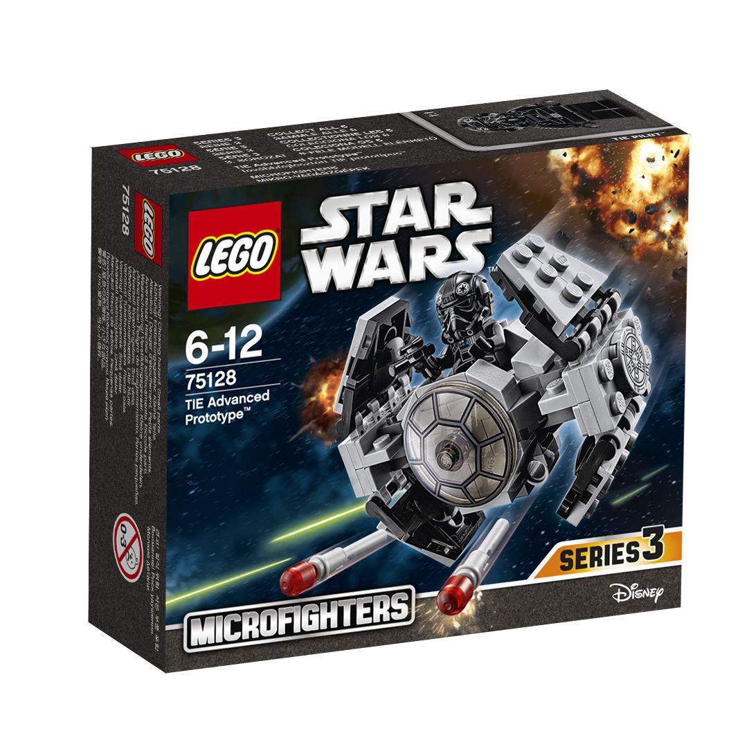 Đồ Chơi Xếp Hình Phi Thuyền Cao Cấp Tie Thương Hiệu LEGO