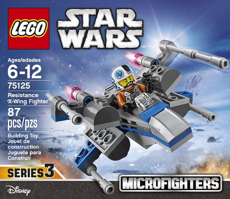 Đồ Chơi Xếp Hình Phi Thuyền Chiến Đấu X-Wing Thương Hiệu LEGO