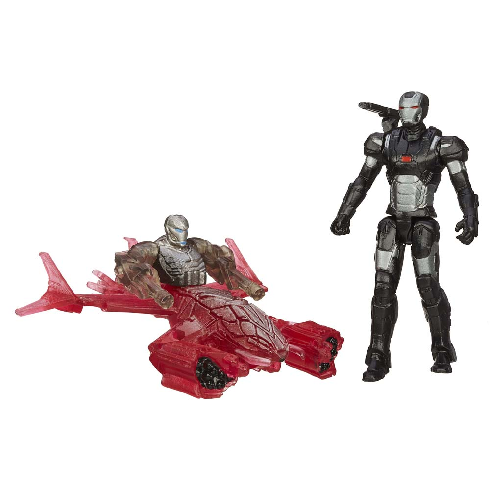 War Machine Và Sub Ultron 006 AVENGERS B1487-B0423