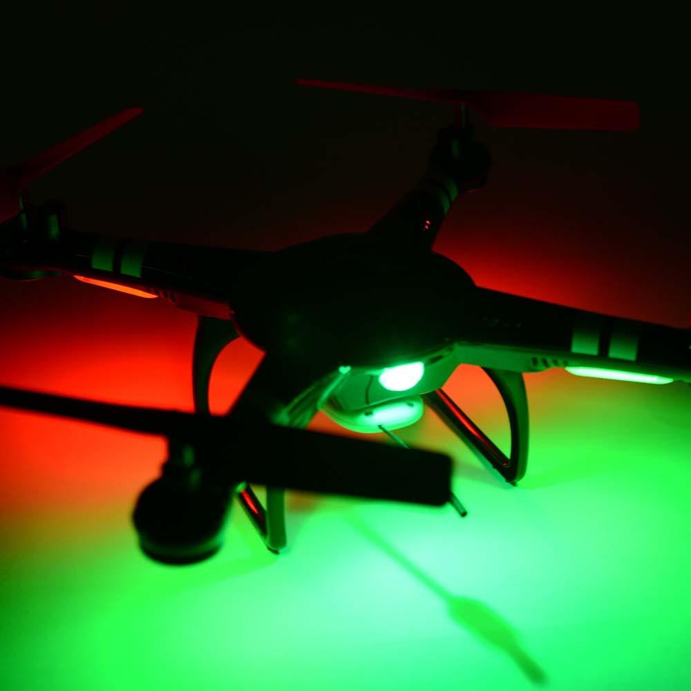 Máy Bay 4 Cánh UFO Điều Khiển Wltoys Q222 Flycam