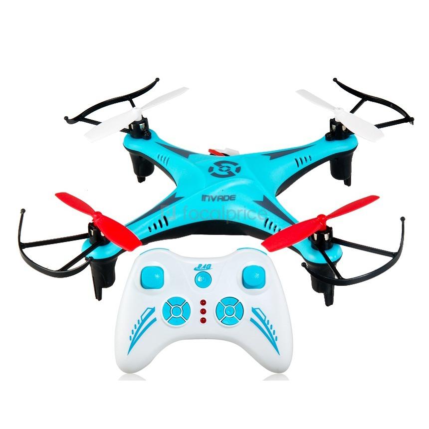 Máy bay điều khiểnTừ Xa UfoQuadcopter 102-1 4 kênh