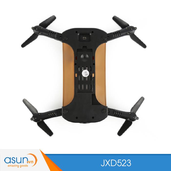 Máy Bay Điều Khiển Flycam Tracker JXD523 Wifi Camera Điều Khiển Bằng Điện Thoại