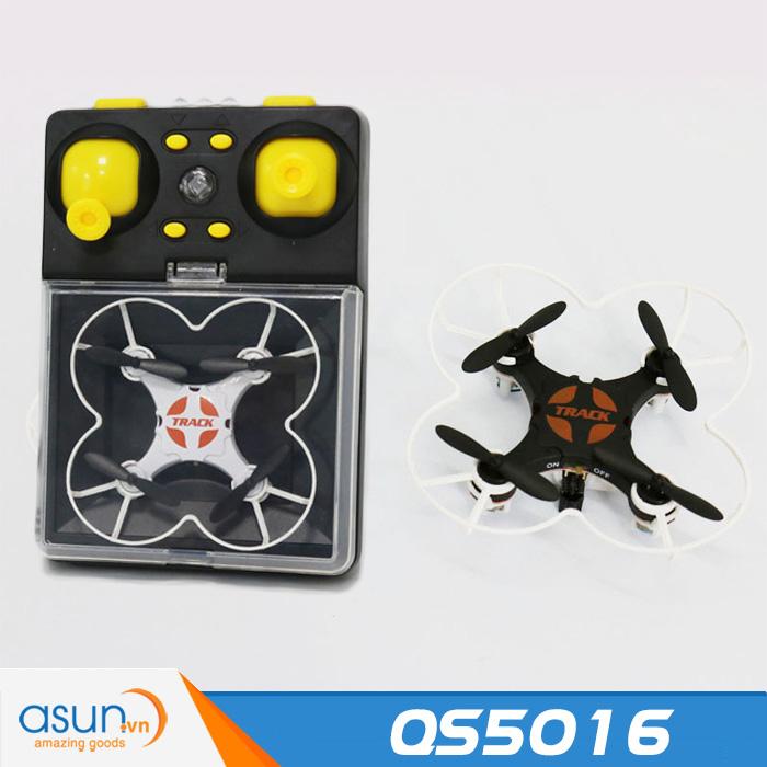 Máy Bay Điều Khiển UFO 4 Cánh Mini QS5016