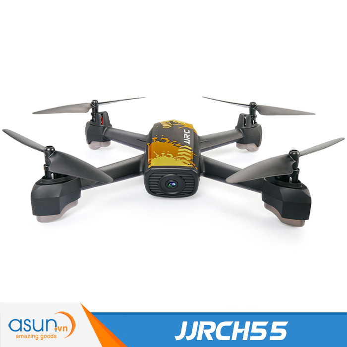 Máy Bay Điều Khiển Từ Xa JJRC H55 Tracker GPS Wifi Camera