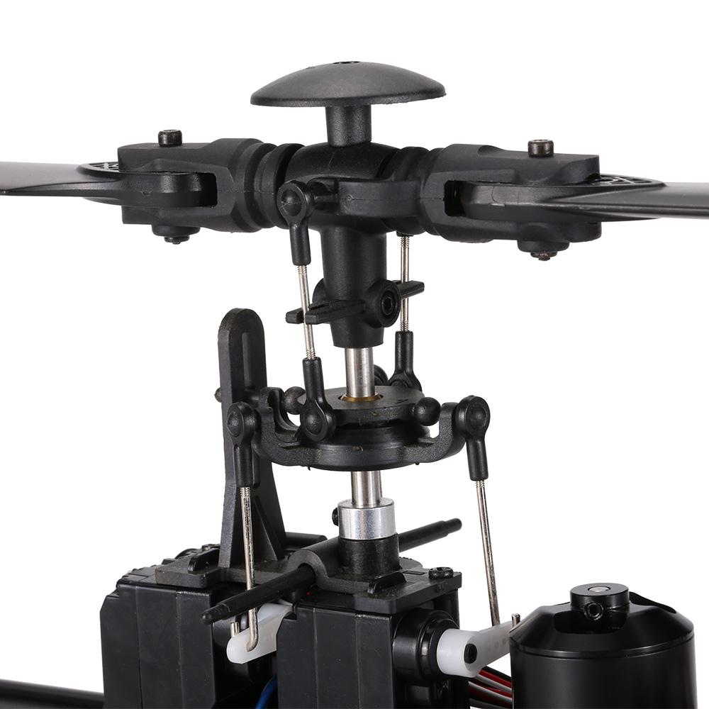Máy bay trực thăng điều khiển 6 kênh Wltoys V950 Brushless 3D6G