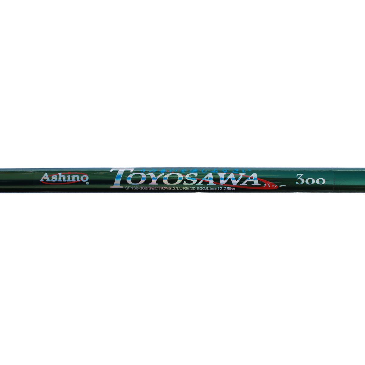 Cần Câu Hai Khúc Ashino Toyosawa 130 3M- Loại Phổ thông