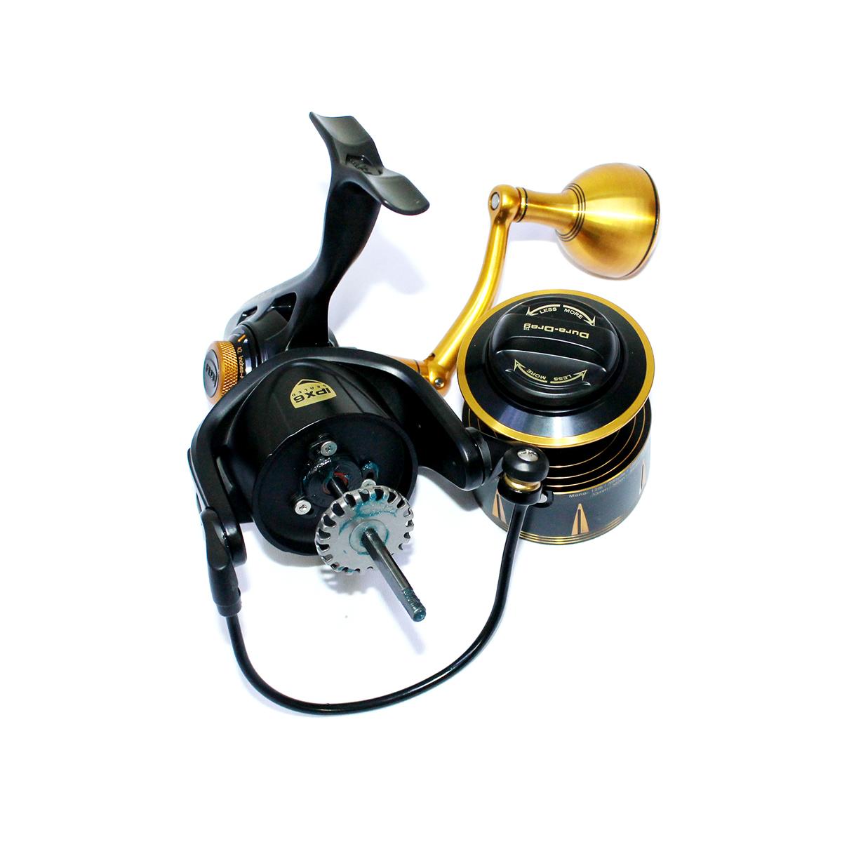 Máy Câu Cá Penn Slammer III 6500 SLA6500 - Máy Câu Chính Hãng BH 12 Tháng