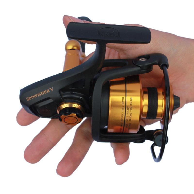 Máy Câu Cá Penn Spinfisher V 4500 BH 1 Năm Chính Hãng