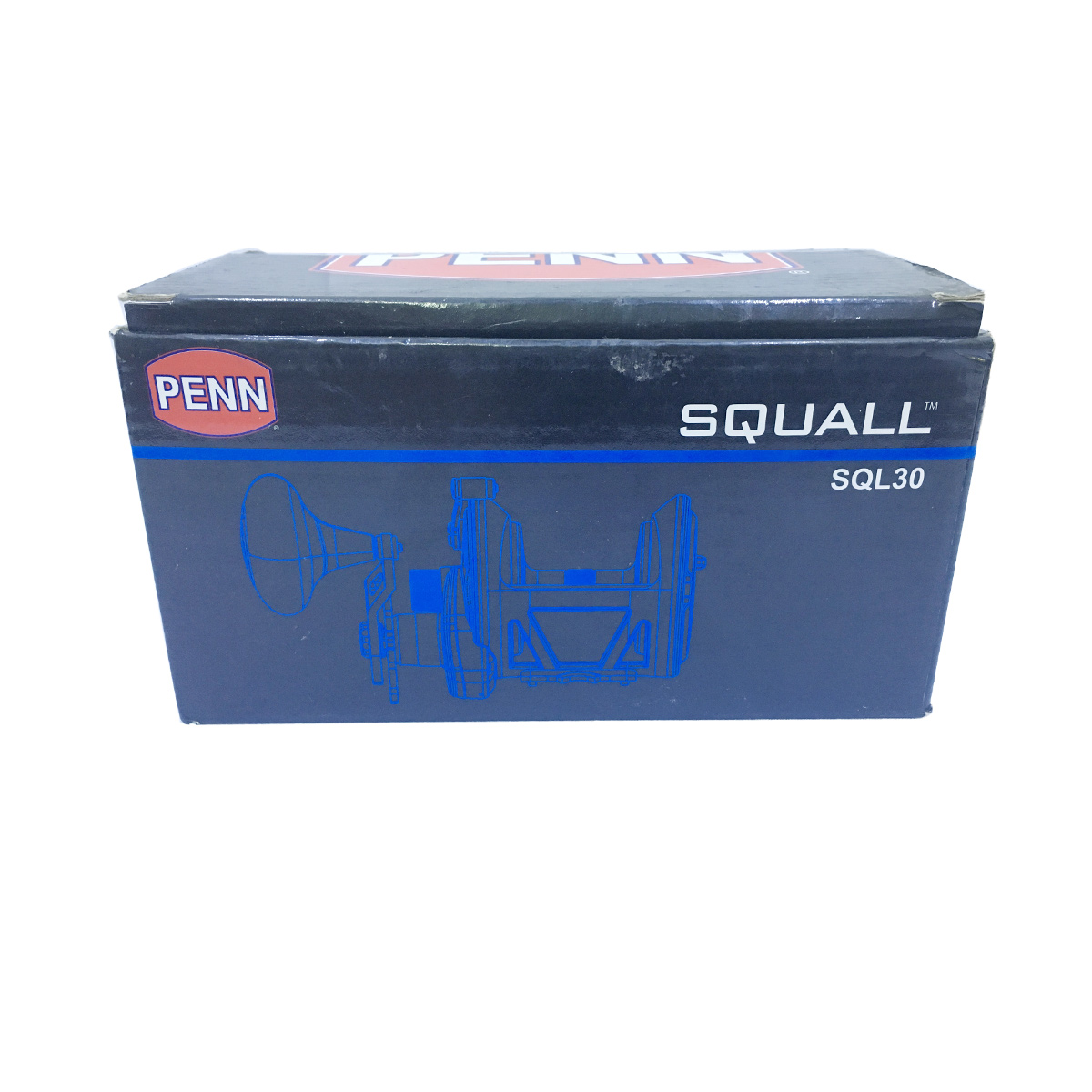 Máy Câu Ngang Penn Squall Star Drag 30 Chính Hãng Bảo Hành 1 Năm