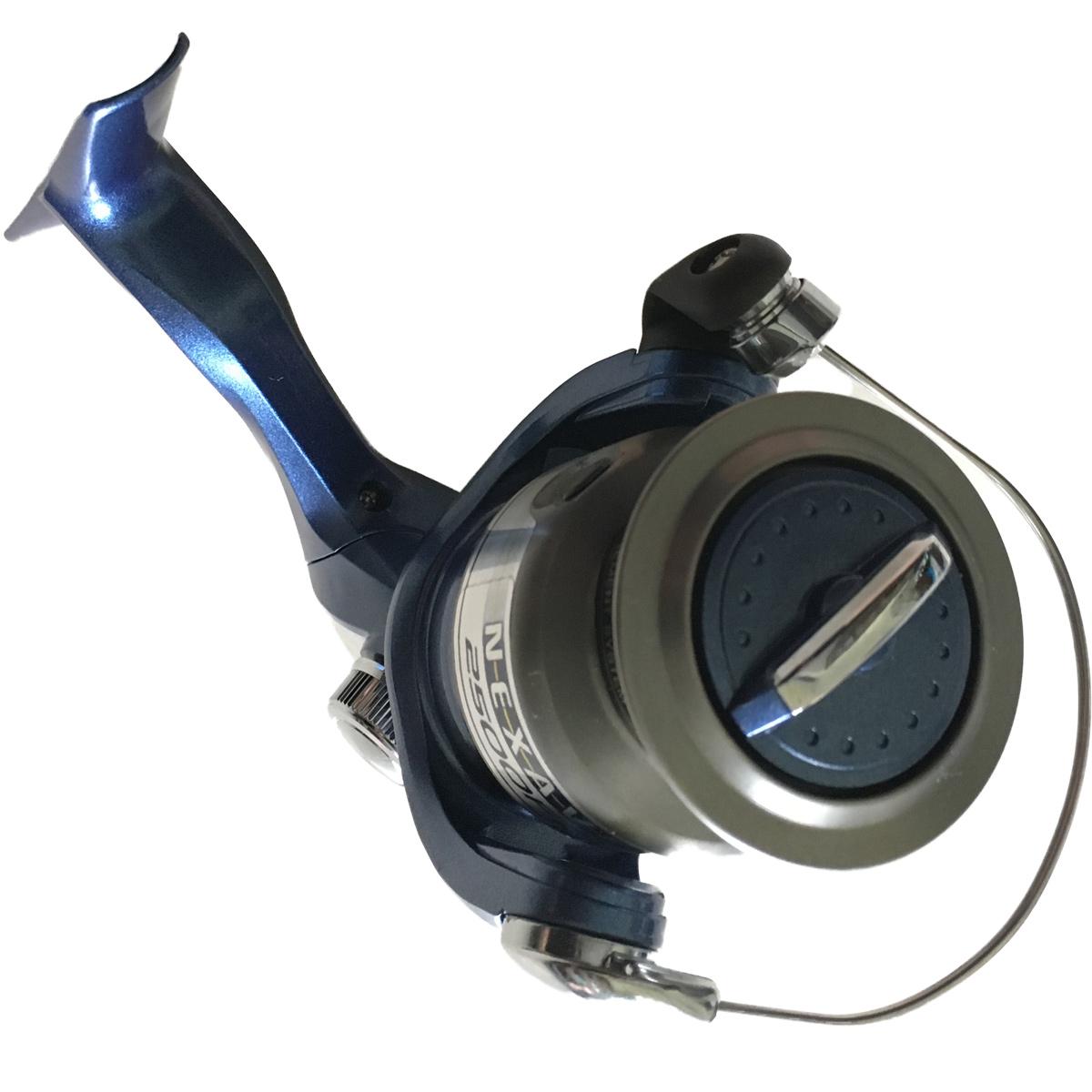 Máy câu cá Shimano Nexave 2500FC BH 6 Tháng Chính Hãng