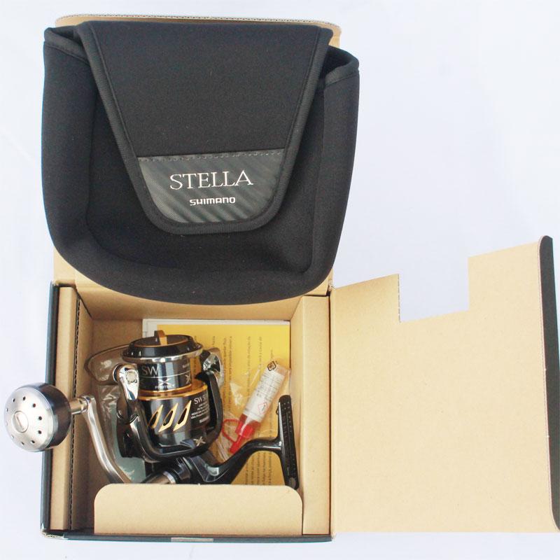 Máy Câu Cá Shimano SW 5000HG Spinning Stella 2015 BH 1 Năm