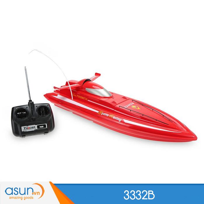 Tàu Đua Cano Điều Khiển Từ Xa 3332A Racing Boat