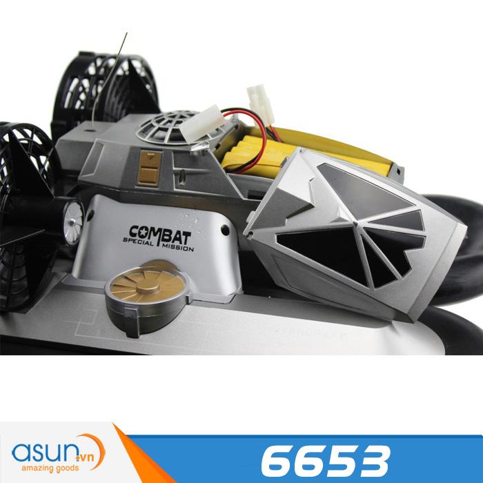 Tàu Đệm Khí Điều Khiển Từ Xa 6653 Hovercraft