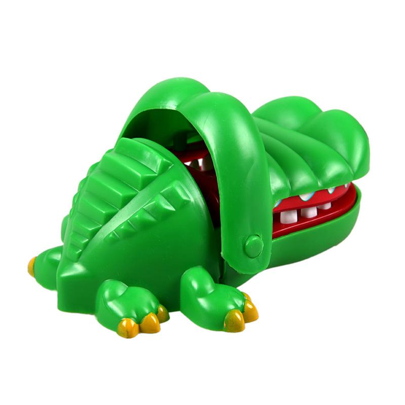 Trò Chơi Khám Răng Cá Sấu Crocodile Dentist