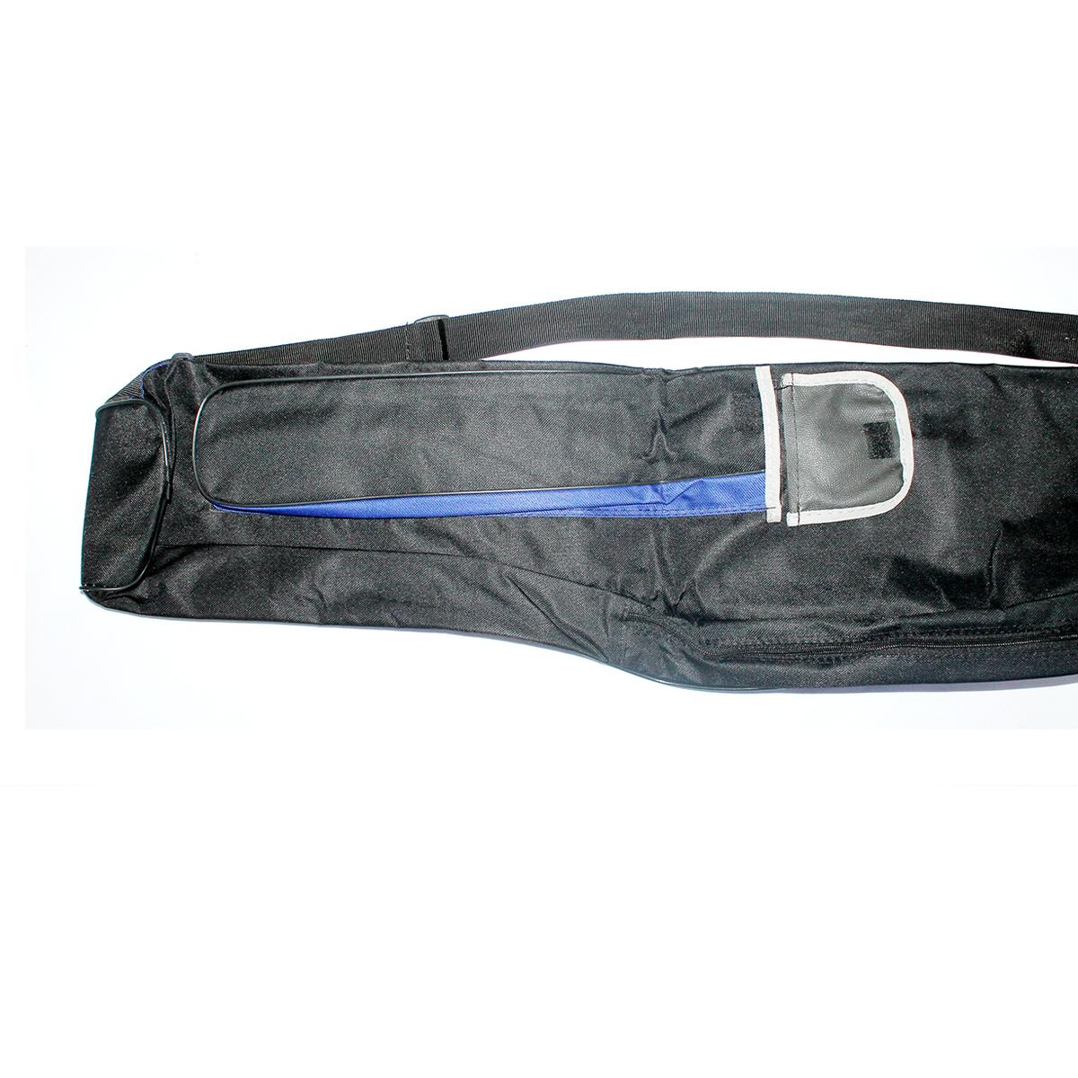 Túi Vải Đựng Cần Câu Máy Hai Khúc 3m3 Một Ngăn 165cm