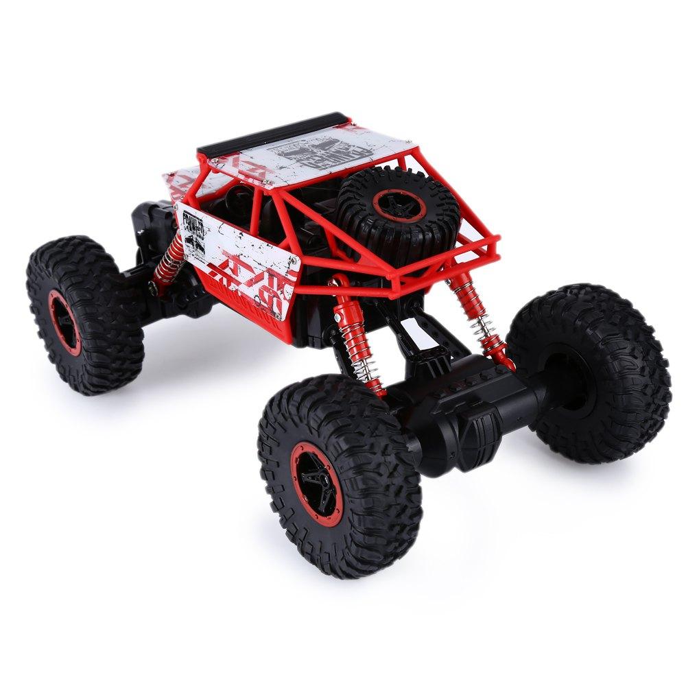 Xe Địa Hình Rock Crawler HB-P1801 4WD Rally Car Tỉ Lệ 1-18