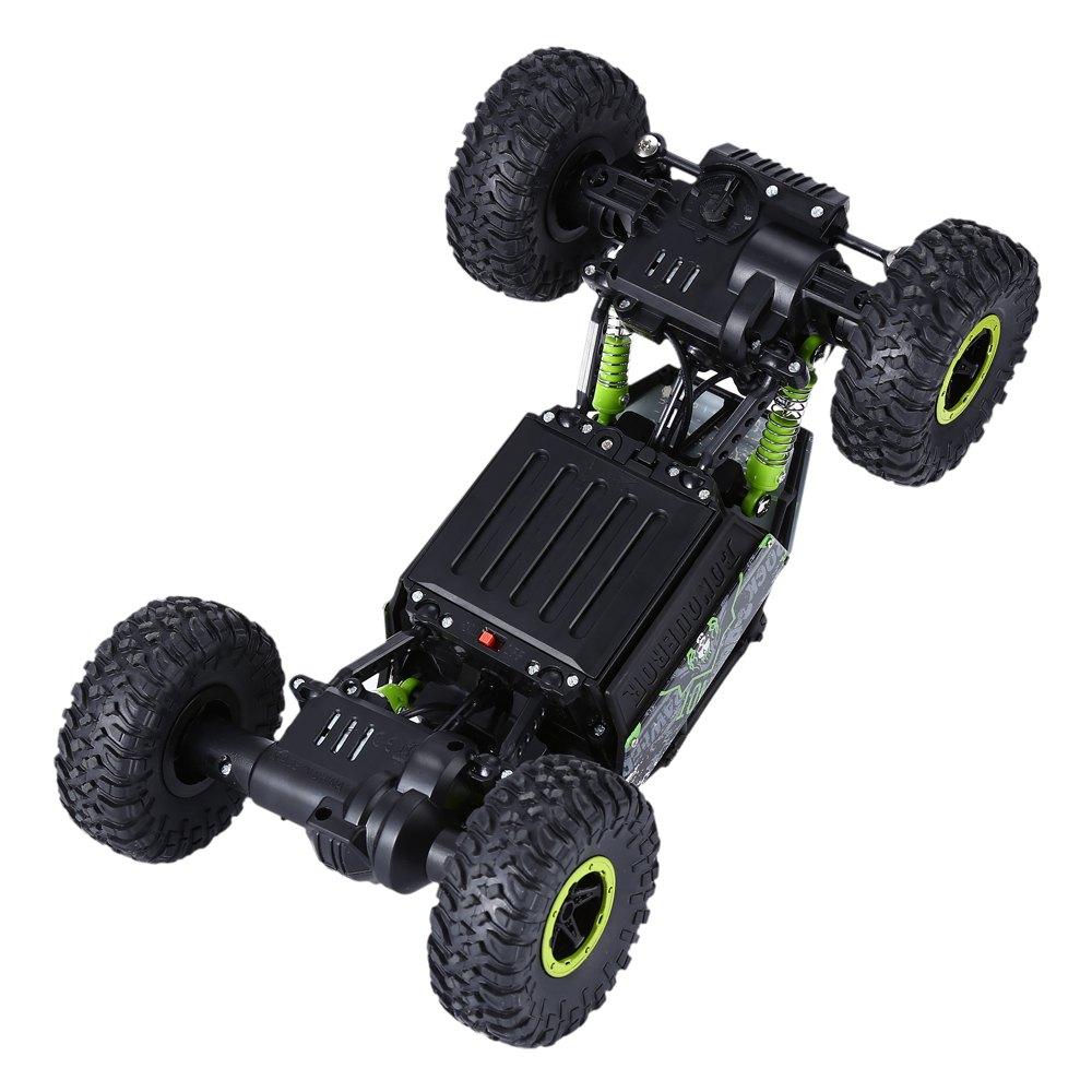 Xe Địa Hình Rock Crawler HB-P1803 4WD Rally Car Tỉ Lệ 1-18