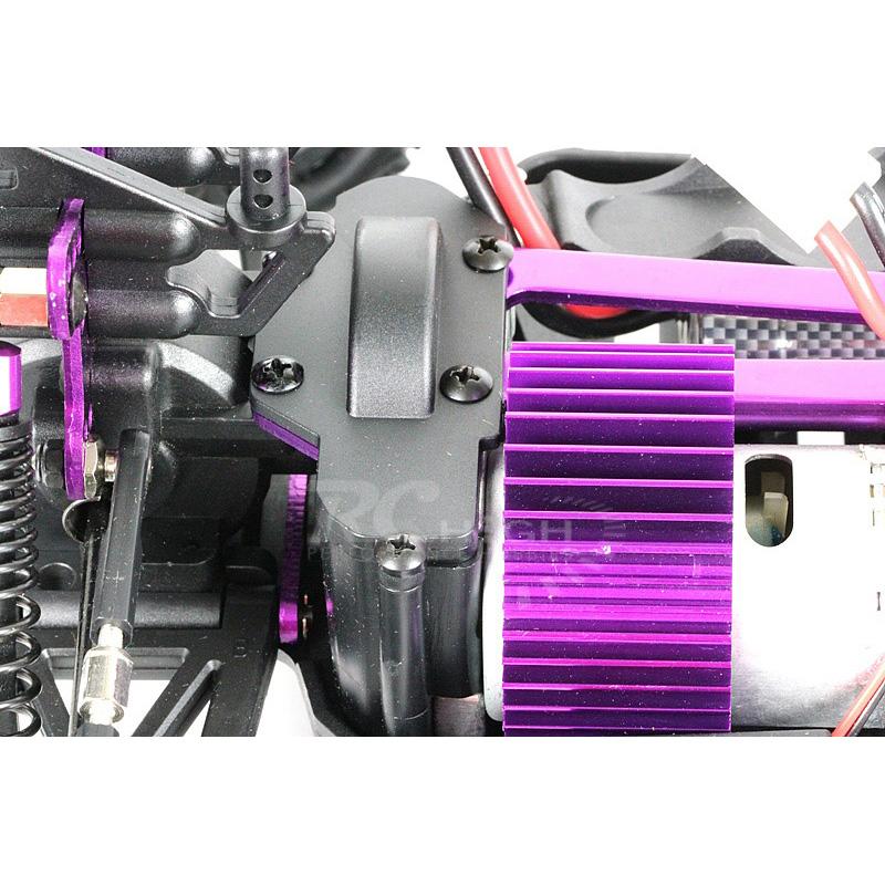Xe Pin Điều Khiển Off Road Buggy HSP 94107 1:10 4WD