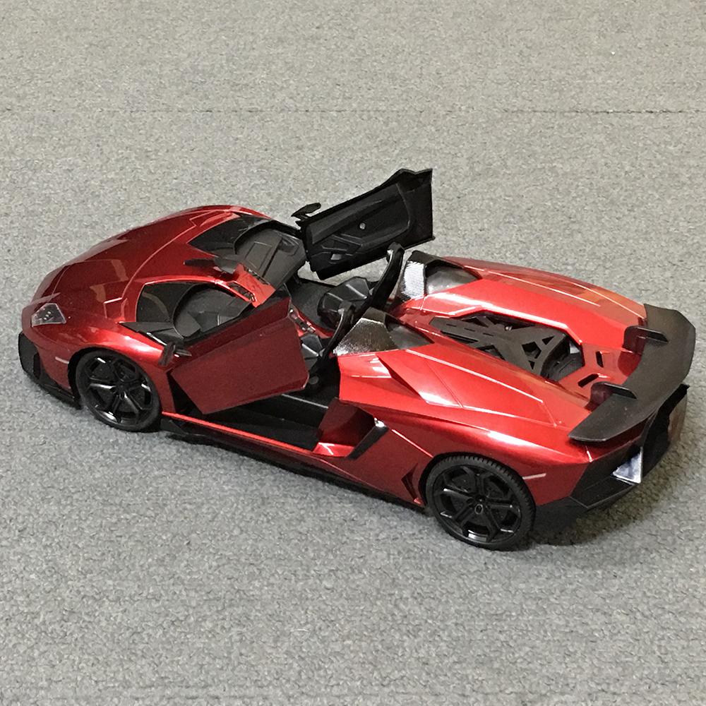 Xe điều khiển Từ Xa RC Lamborghini 8803E Đỏ - Đóng Mở Cửa