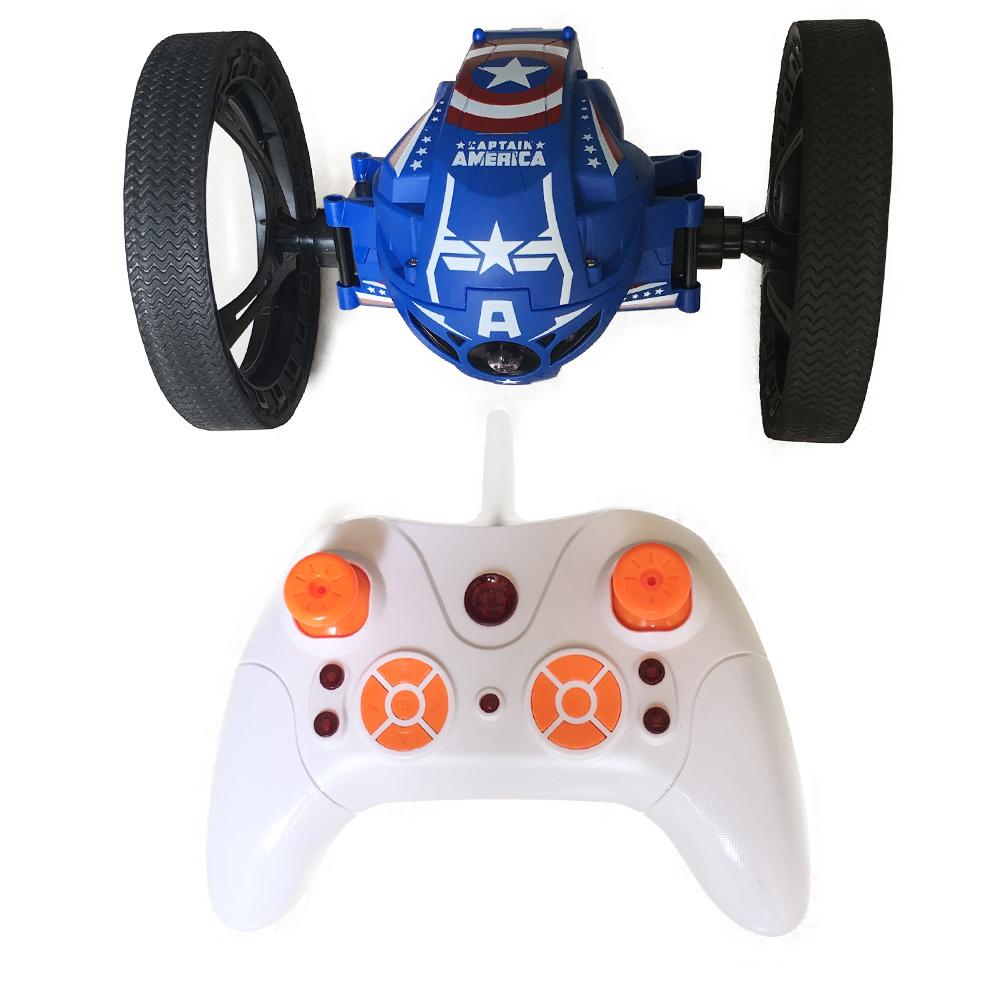 Xe Điều Khiển Robot Nhún Nhảy RH803A Bounce Car 2.4Ghz