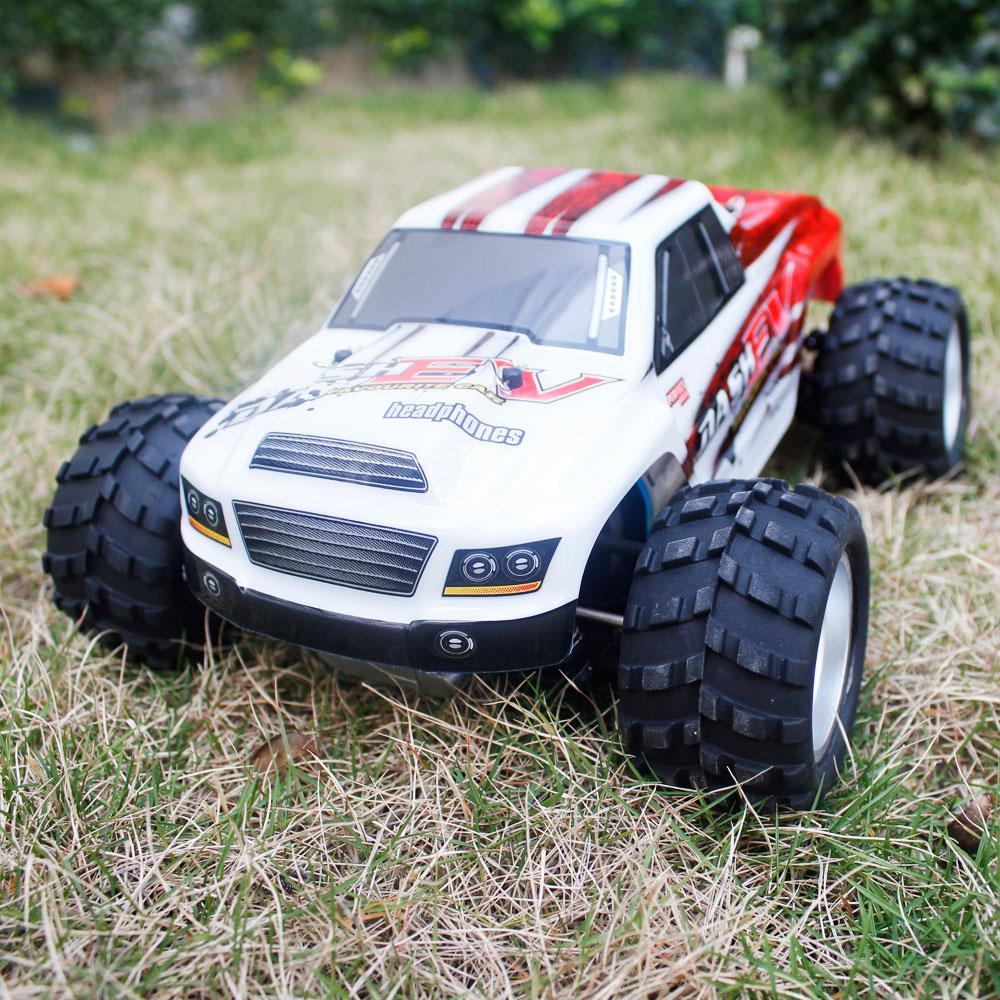Xe Điều Khiển Từ Xa Off Road Monster Truck Wltoys A979b Brushed 70km 4WD Rc Car
