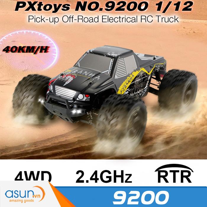 Xe Điều Khiển Từ Xa Off Road PXtoys 9200 RC Truck 40km 1:12