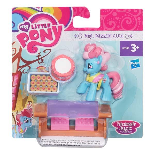 Đồ Chơi Bé Nữ 3 FIMTiệm Bánh Của Bà Dazzle Cake