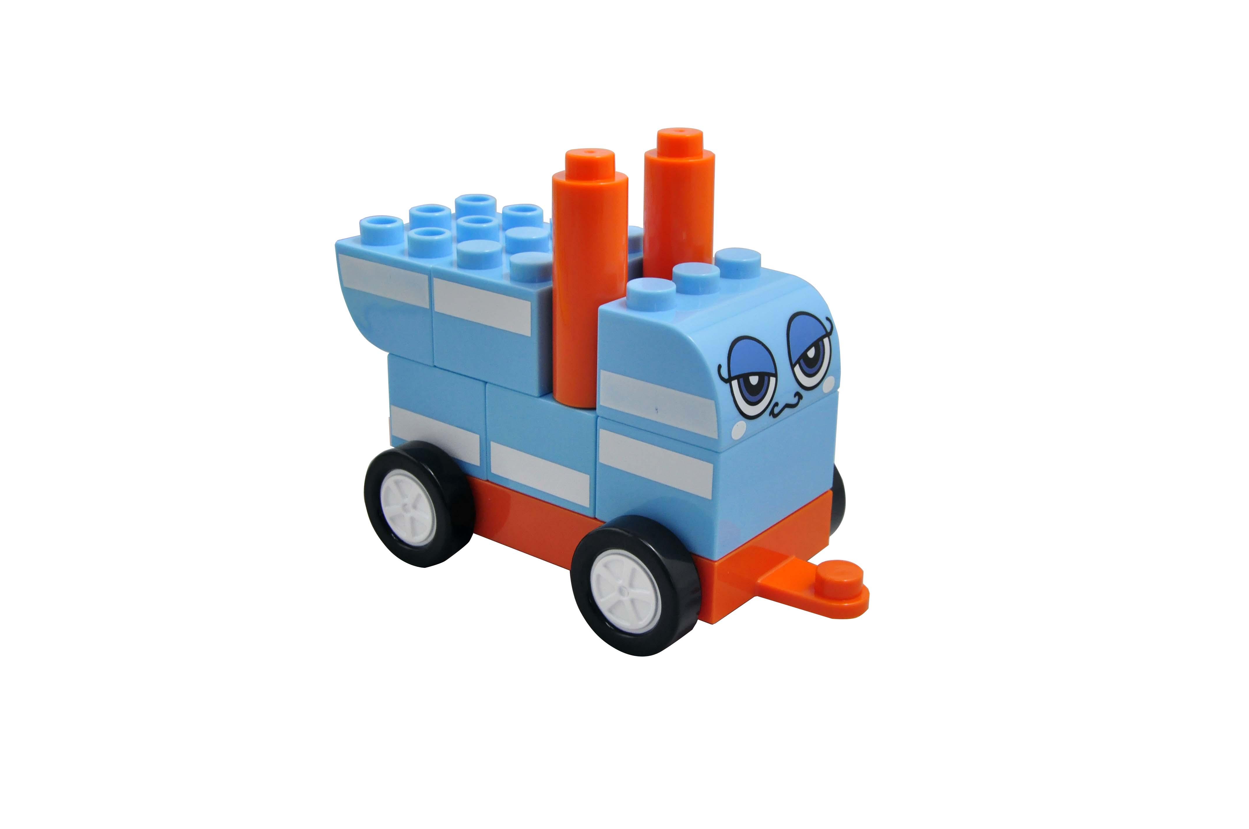 Bộ đồ chơi cho bé - Khi Cầu Chậm Chạp -1930C