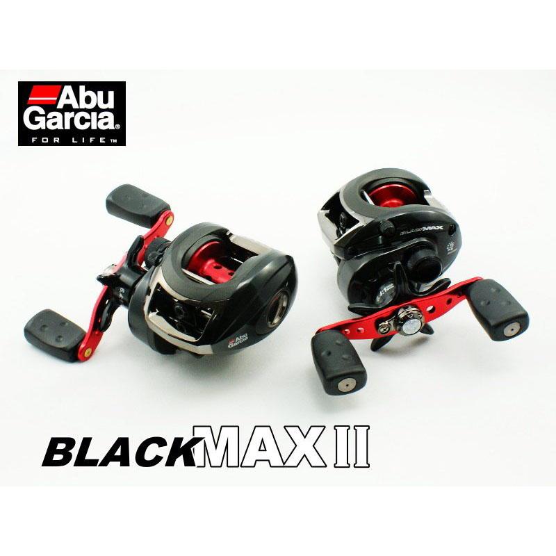 Máy Câu Ngang Abu Garcia Black MaxBMAX2-L BH 1 Năm