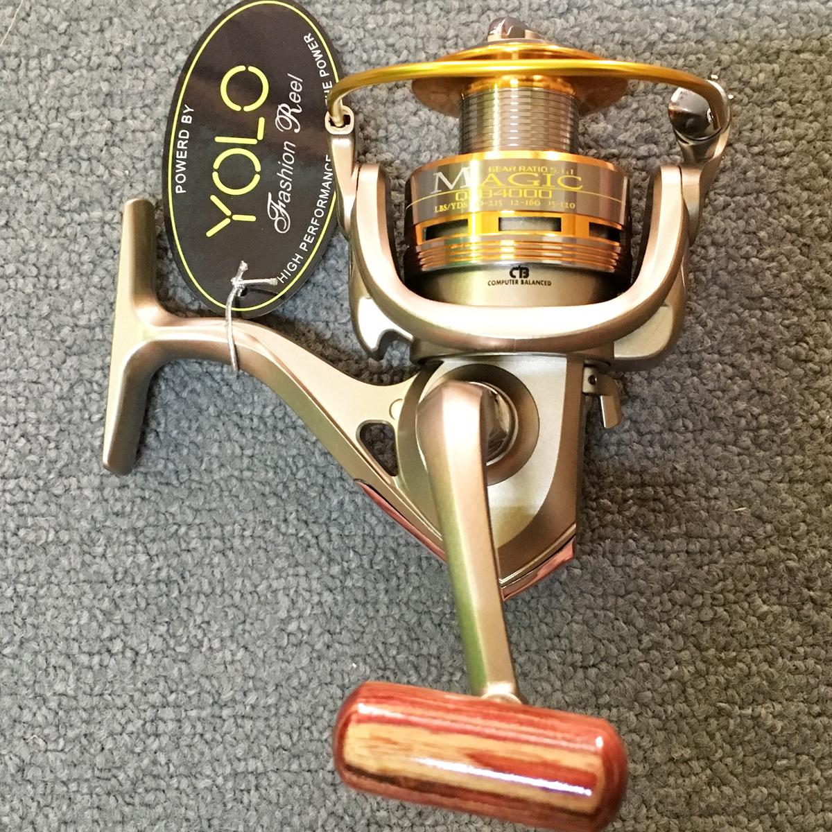 Máy Câu Yolo Magic QFB 4000 - Bảo Hành 3 Tháng Chính Hãng