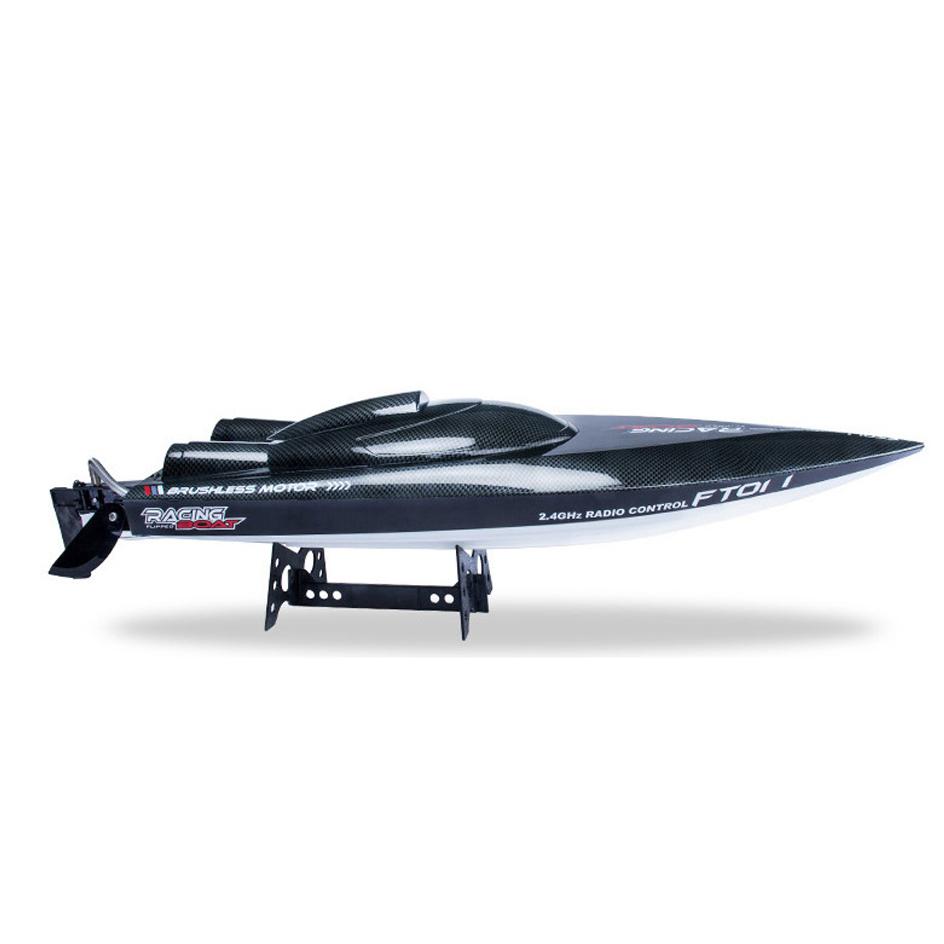 Tàu Đua Cano Điều Khiển cao cấp FT011 55-60km Không Chổi Than